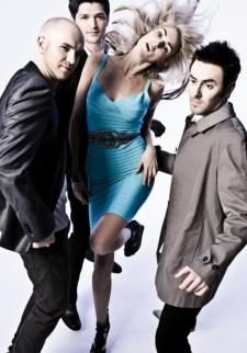 band on top model uk 2009
