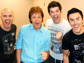 band with paul mccartney 2009