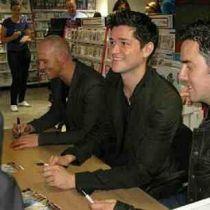 band signing 2008