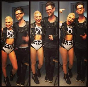 danny and jessie j 2013 vfest