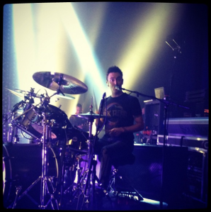 glen at soundcheck 2012 SBE