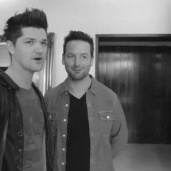danny and ben bw 2