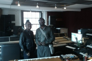 will i am in temple lane recording studios 2010