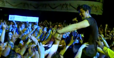danny in crowd 2009 p1