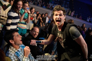 The Script Performs at DAR Consitution Hall in Washington, D.C.