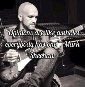 mark quote opinions