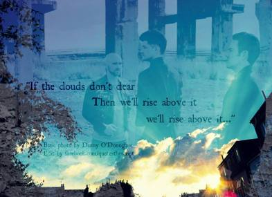 Basic photo by Danny O'Donoghue, edit by Melinda at The Script Quotes