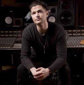 danny in studio 2014