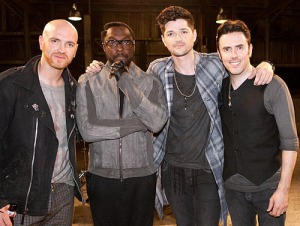 The Script and will.i.am
