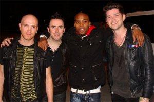 the band with b.o.b 2010