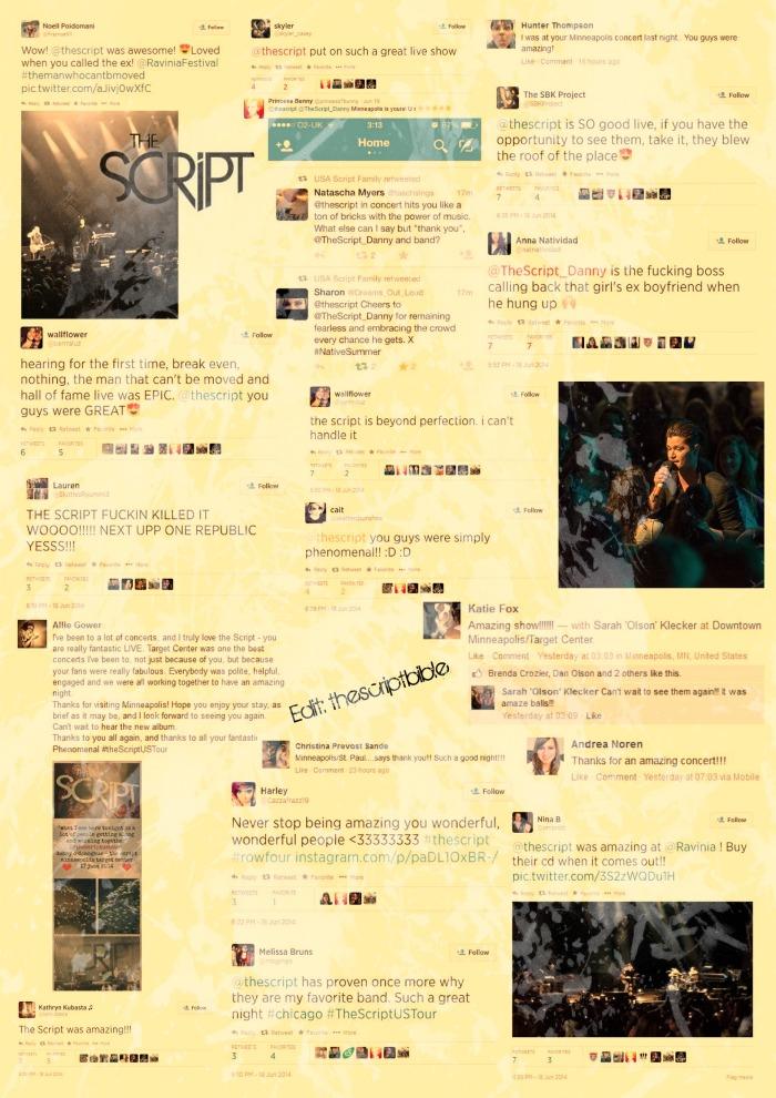 collage usa tour feedback 19062014 by tsb