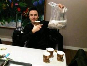 glen and teabags