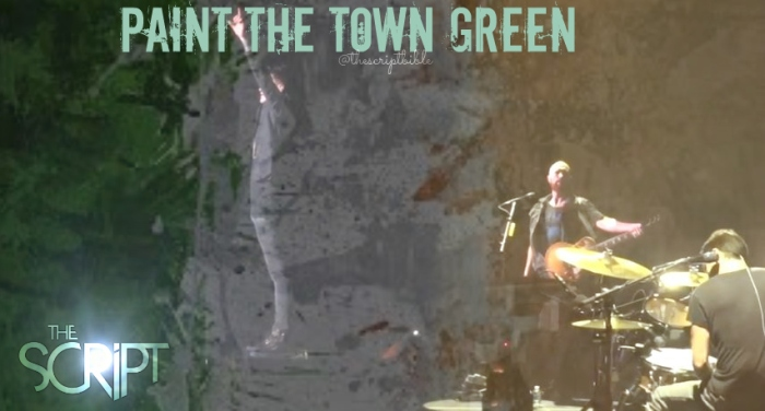 'Paint The Town Green' edit by The Script Bible