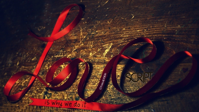 love is why we do it tsb