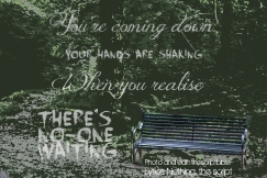 Nothing no-one waiting by tsb v2