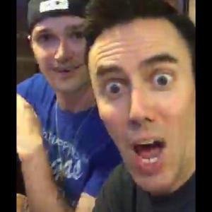 danny glen funny periscope screenshot 2015
