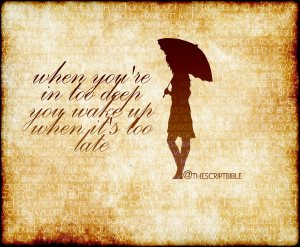 the script walk away lyrics psd silhouette v2