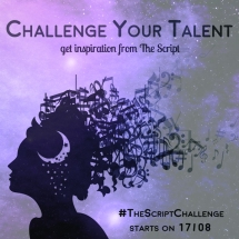 the script challenge art promo