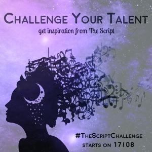 the script challenge art promo