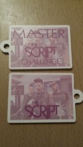master of the script challenge keyring