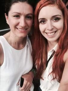 With Miranda